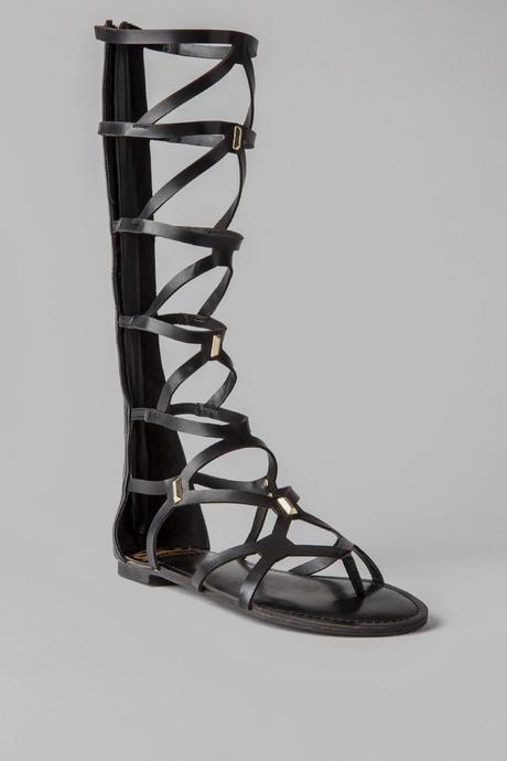 Ferocious tall gladiator sandal francesca's