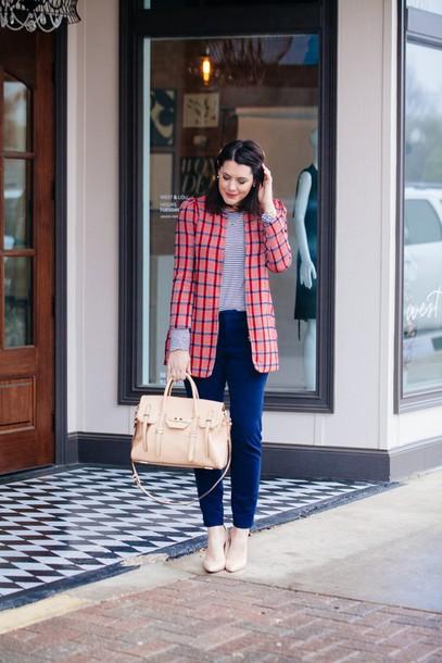 kendi everyday blogger jacket satchel bag t-shirt pants bag shoes jewels sunglasses