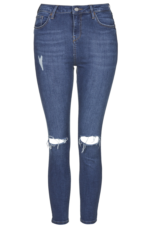 MOTO Blue Jamie Jeans - Jeans - Clothing