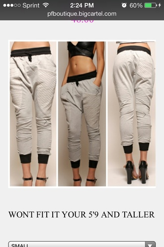 pants joggers sweatpants
