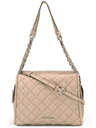women quilted bag crossbody bag nude