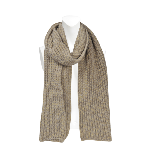Zadig & Voltaire Lise Sir Lurex scarf  - MONNIER Frères