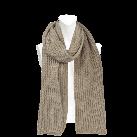 Zadig & Voltaire Lise Sir Lurex scarf  - MONNIER Frères