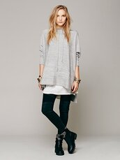 sweater,hoodie,cashmere,cozy,free people