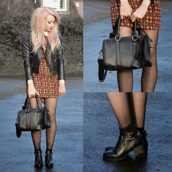 sammi jackson jacket dress bag shoes