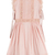 RED Valentino - Cotton Dress with Embroidery