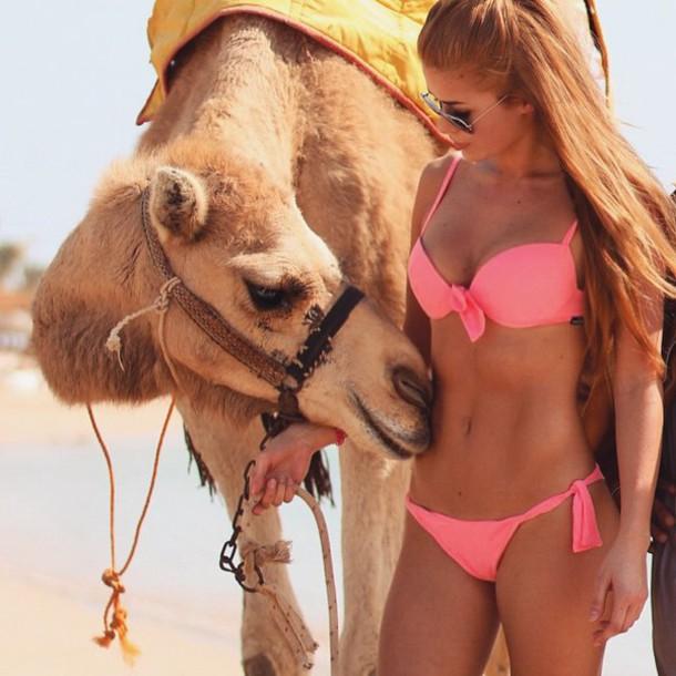 swimwear pink summer pink swimwear