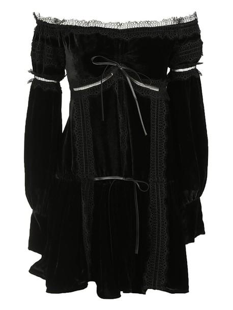 WANDERING dress mini dress mini black