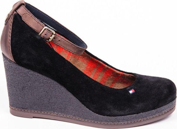 shoes high heels tommy hilfiger spring outfits autumn. Black Bedroom Furniture Sets. Home Design Ideas