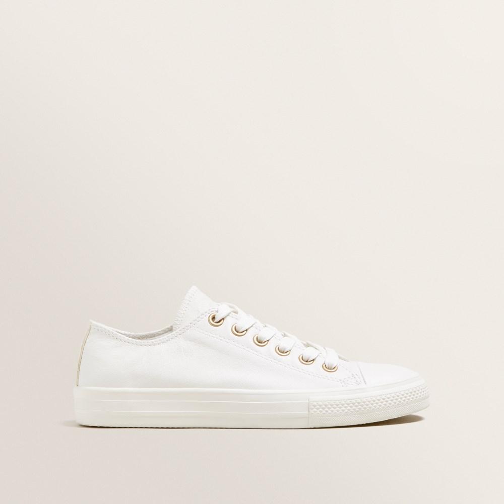 Alice Leather Sneaker