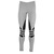 adidas Originals Trefoil Legging - Women's - Casual - Clothing - Medium Grey Heather/Black