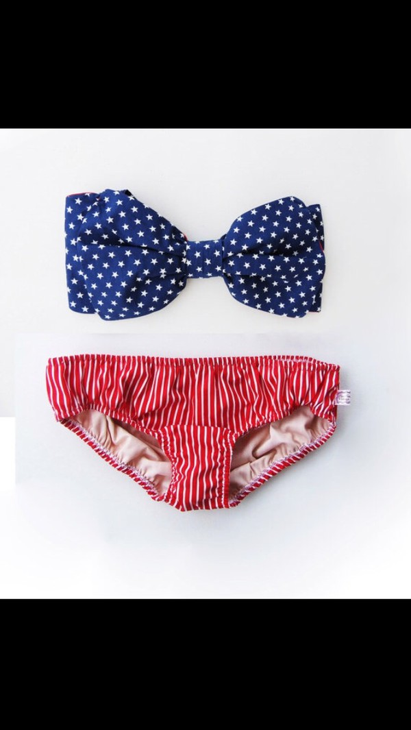 swimwear swimwear american flag july 4th swimwear