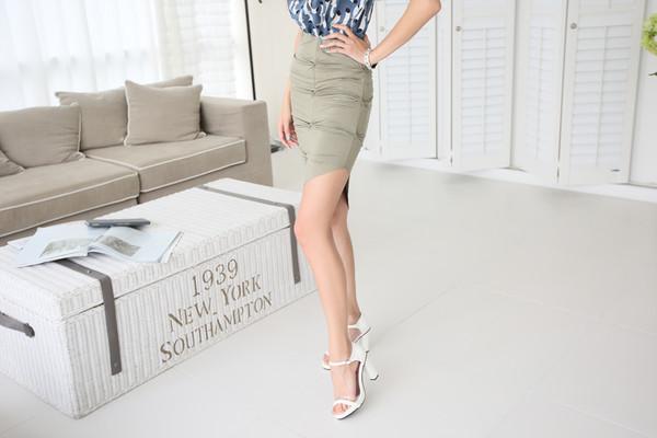 skirt unbalanc skirt