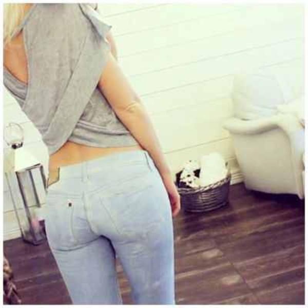 jeans shirt acid wash