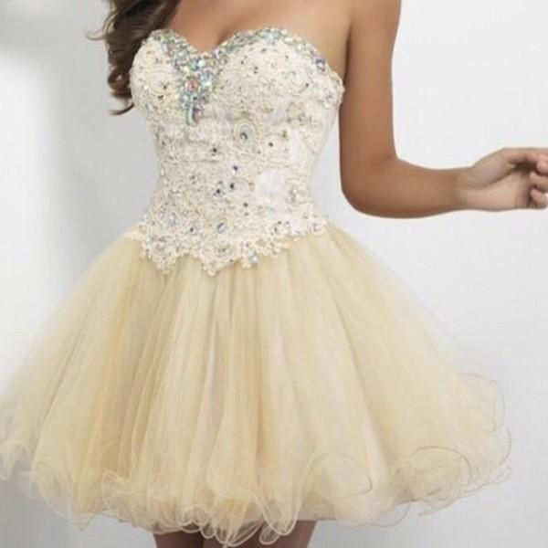 dress rhinestones strapless strapless dress