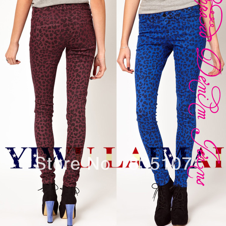 new 2014 spring brand high waist jeans woman miss me jeans shorts uggs boots aeropostale leopard print denim jeans pencil pants -in Jeans from Apparel & Accessories on Aliexpress.com