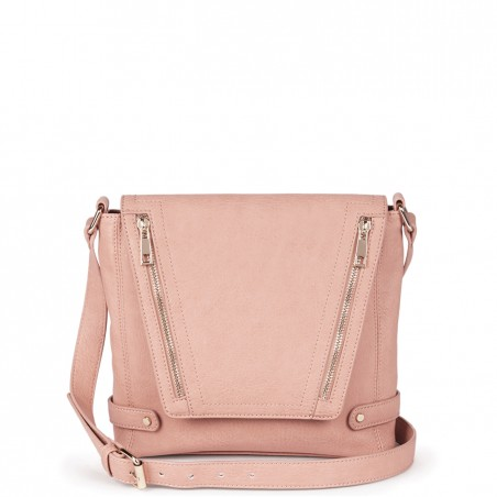Sole Society - Side Zip Crossbodys - Risa - Blush