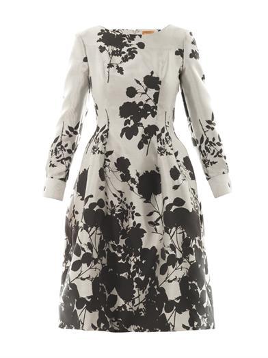 Joan floral-jacquard dress | Vivienne Westwood Gold Label | MA...