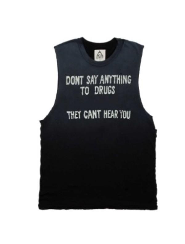 shirt t-shirt black t-shirt black black shirt muscle tee sleeveless dress sleeveless shirt