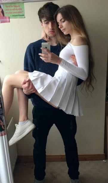 Alta energía mierda de pareja amateur
