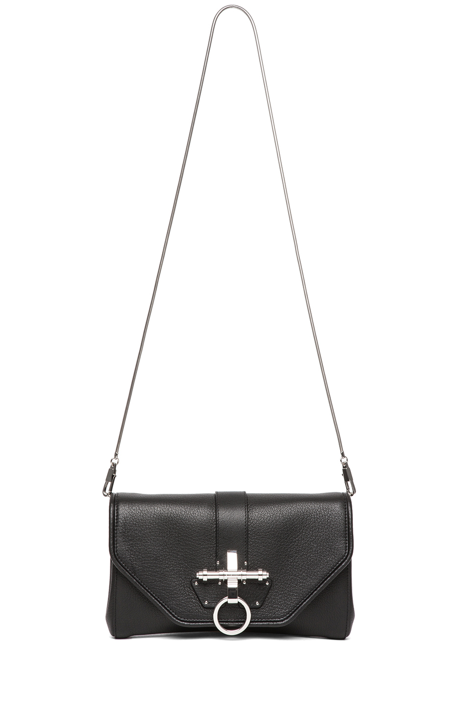 GIVENCHY Obsedia with Snake Chain in Black