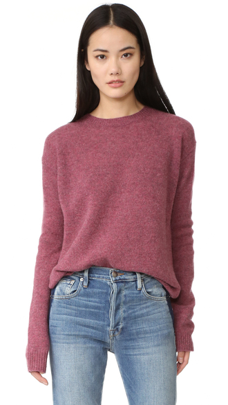 sweater fashion clothes acne studios wool sweater