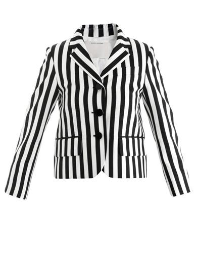 Stripe techno-twill jacket   Marc Jacobs   MATCHESFASHION.COM