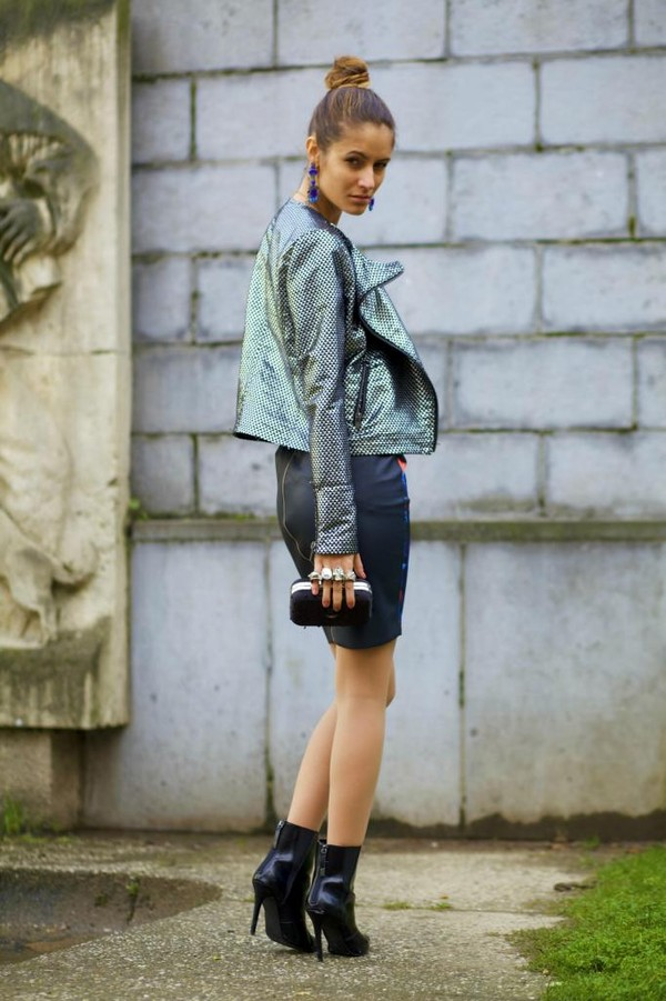 from brussels with love skirt shoes jacket t-shirt bag jewels