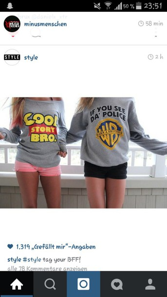 sweater blouse sweatshirt coolstorybro