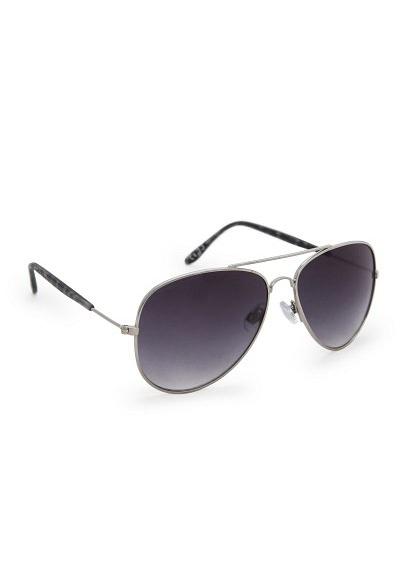 MANGO - Accessories - Sunglasses - Acetate arm aviator sunglasses