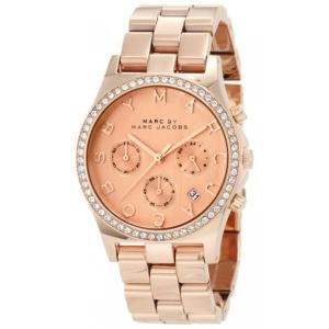 Marc by Marc Jacobs Rose Gold Henry Watch - Sale