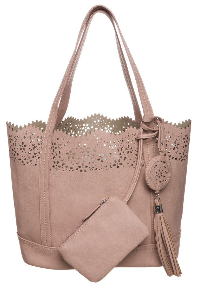 Anna Field Shopping Bag - rose - Zalando.de