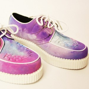 Pastel Day Dreamer Creepers   Dawntroversial Shop