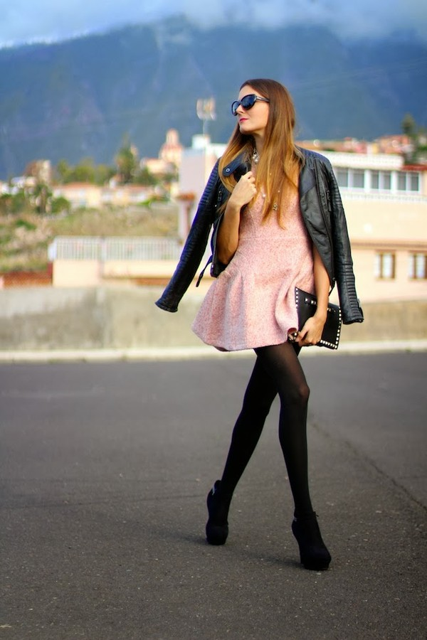 marilyn's closet blog dress jewels shoes sunglasses bag jacket