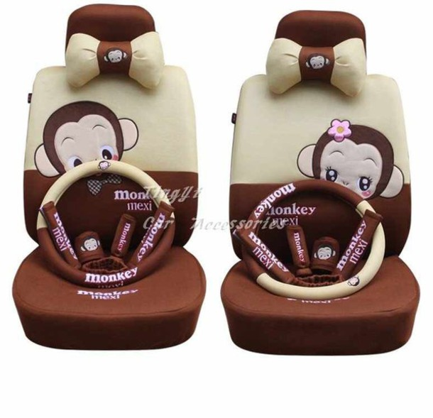 top car seats monkeys