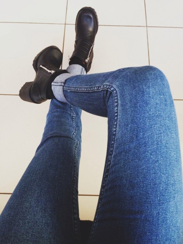shoes ankle boots leather boots black leather boots black high heel boots jeans shirt boots dark black leather heels chunky high heeled ankle boots chelsea boots platform shoes vans beautiful black high heels high heels blue jeans zip black boots zip black boots leather