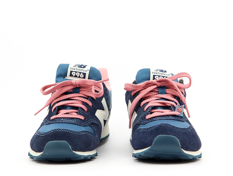 new balance 996 blue and pink