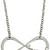 ROMWE | Engraved 8-shaped Pendant Necklace, The Latest Street Fashion