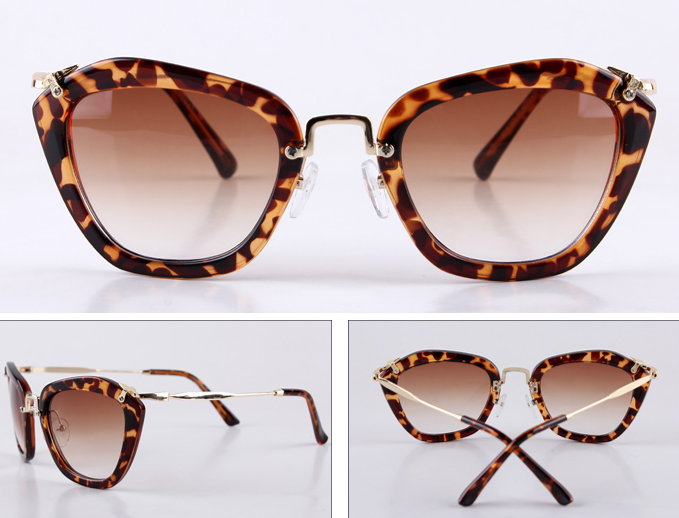 TRAPEZE SUNGLASSES (3 colours) / back order – HolyPink