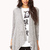 Standout Draped Cardigan | FOREVER21 - 2000075102