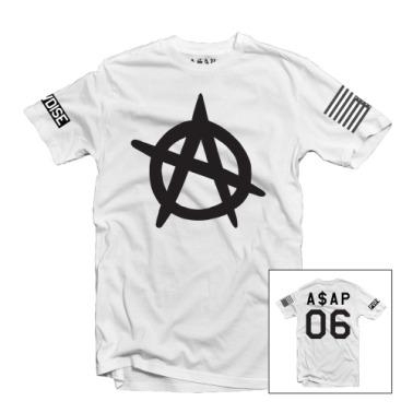 """A$AP Rocky """"""""06"""" T-Shirt"""" @ A$AP Rocky Store"""