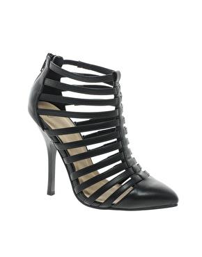 ASOS | ASOS TATUM Gladiator Pointed Shoe Boots at ASOS