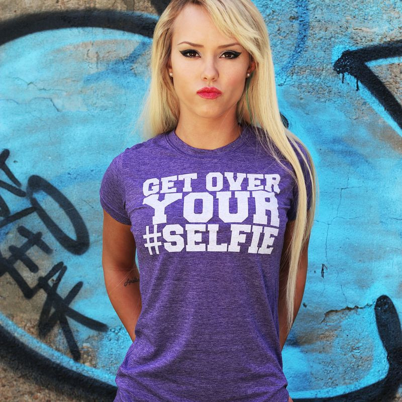 GET OVER YOUR #SELFIE – Dirty Shirty