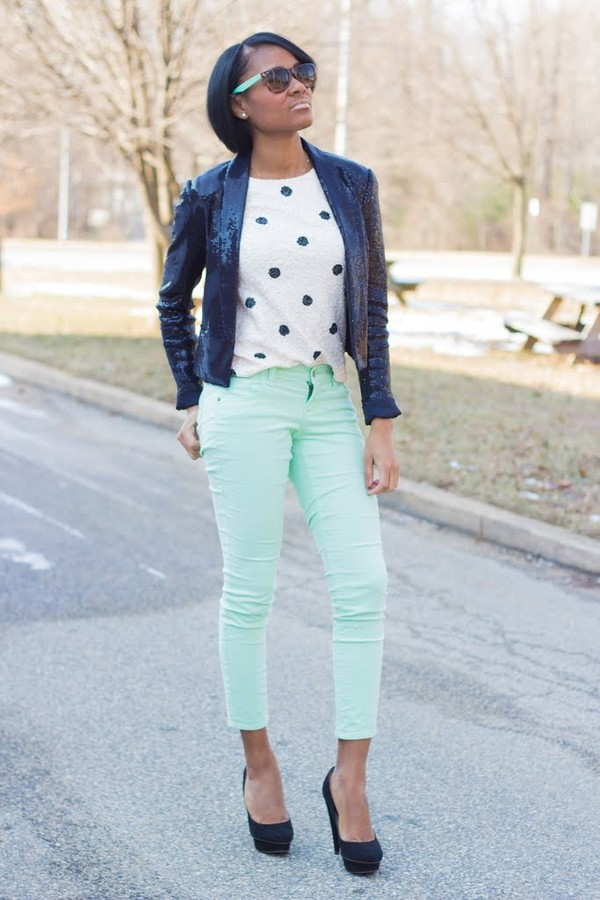 the daileigh jacket t-shirt pants sunglasses shoes