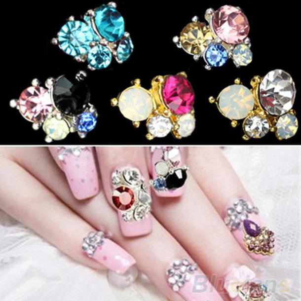 nail accessories 3d nail art decoration nail decoration nail jewelry