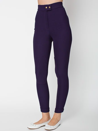 Riding Pant | Fitted | Women's Pants | American Apparel