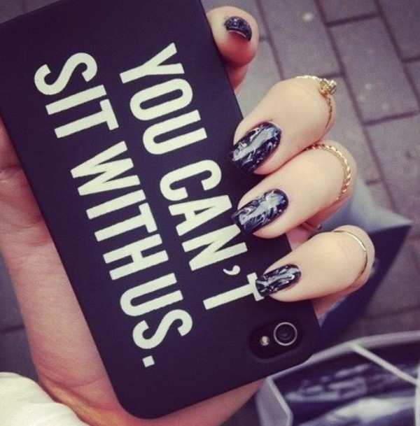 jewels iphone cover iphone case iphone case iphone 4 case nail polish iphone 5 case black black and white twerk you can't sit with us you can't twerk with us style black t-shirt phone cover phone cover mean girls mean girls quote