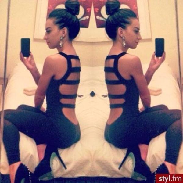 dress overalls black jumpsuit jumpsuit sexy