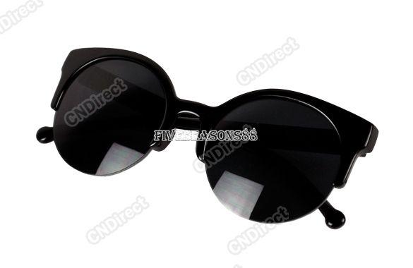 Fashion Retro Vintage Shades Oversized Womens Designer Cat Eye Sunglasses FV88   eBay