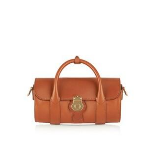 bag leather brown